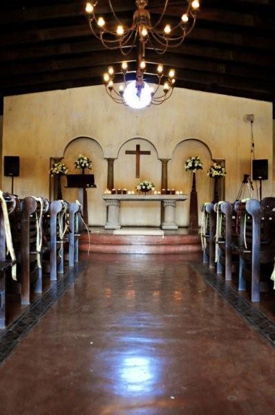 Avianto's Chapel. My Chapel! :)
