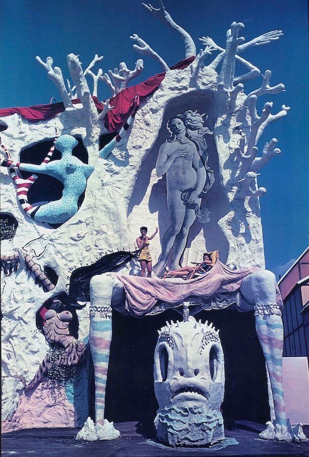 "Salvador's Dali ""Dream of Venus"", Pavilion, 1939"