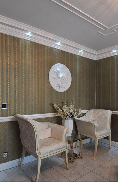 stropní lišty, polystyrenové lišty | polystyrenové lišty, fasádní lišty, fasádní profily, dekorač
