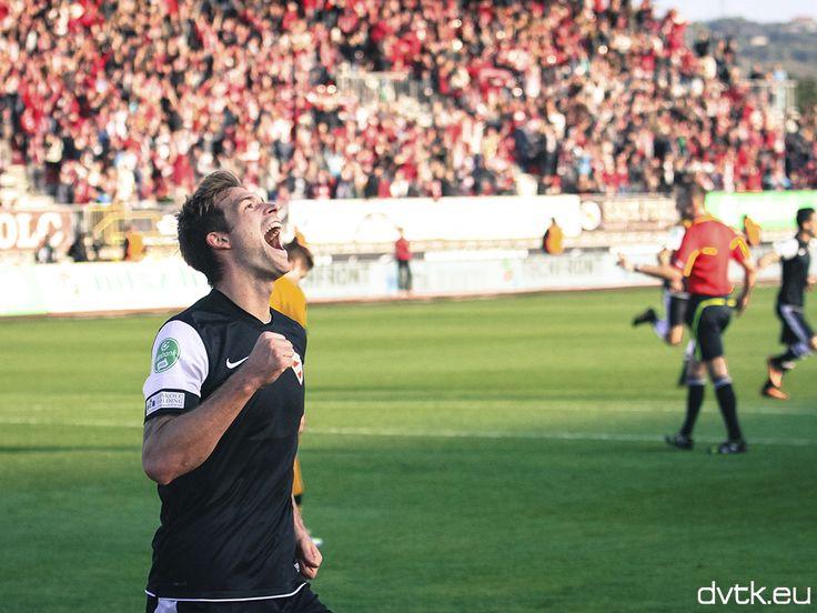 Futács Márkó két góllal, egy gólpasszal és nagyszerű játékkal vette ki a részét a Mezőkövesd legyőzéséből