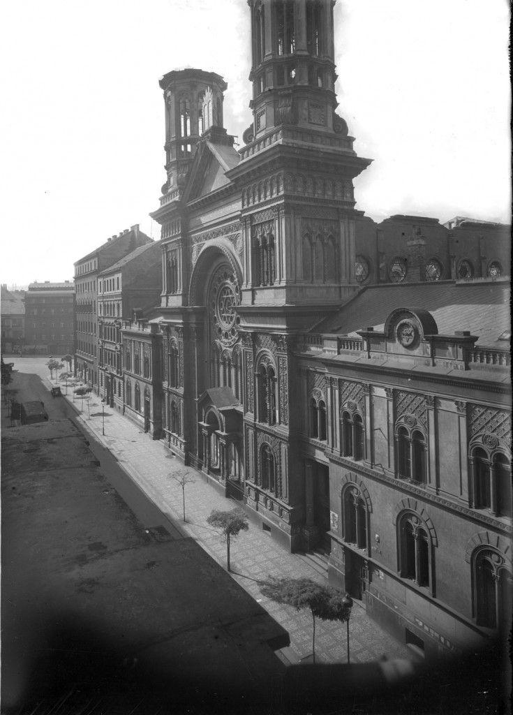 Vinohrady synagogue, Prague
