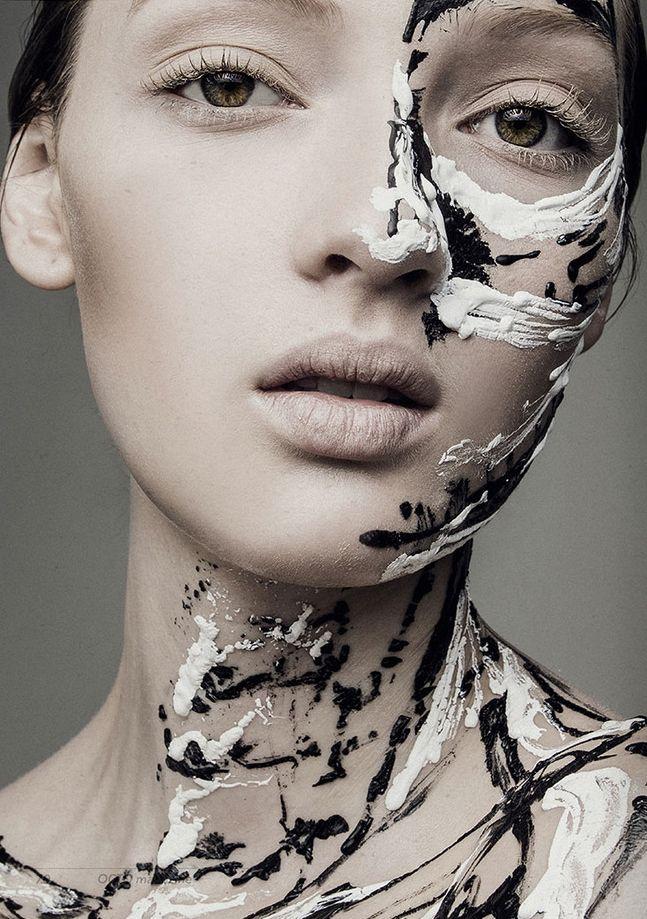 Vanessa Sepúlveda en Octo Magazine. Beauty!