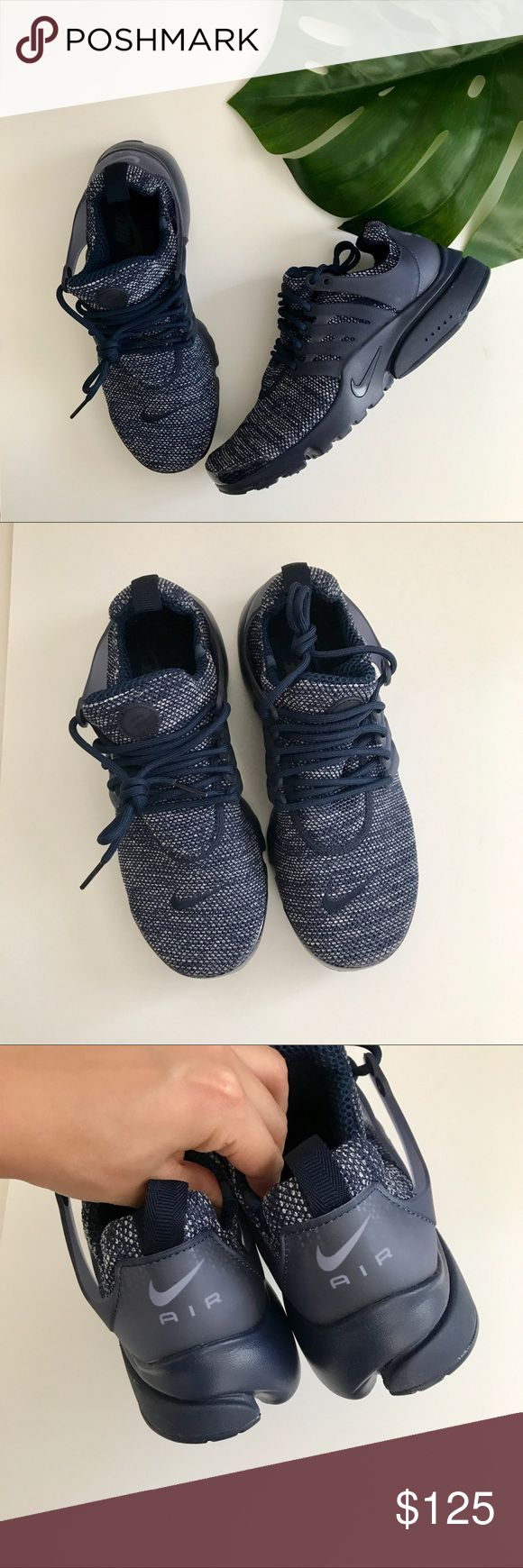 Nike Air Presto Ultra Br Brand new with the box but no lid. Men's size 7 which is women's size 8.5. Color is Midnight Navy Nike Shoes Athletic Shoes