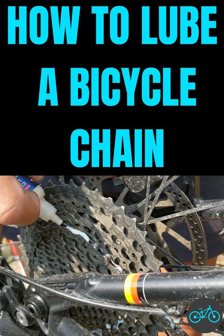 How To Lube A Bike Chain Correctly Bike Reviews