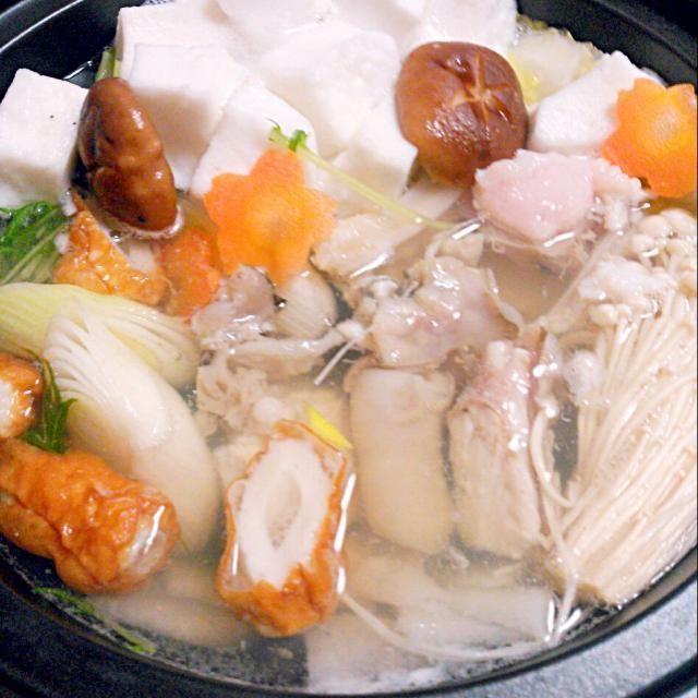 久しぶりにあんこう鍋(*^-^*) - 45件のもぐもぐ - あんこう鍋 by hanakohanako05