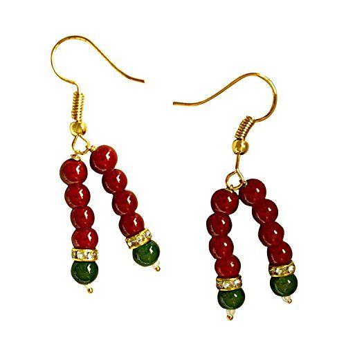Red & Green Pearls Traditional Ethnic Bollywood Gold Plat... https://www.amazon.com/dp/B06XPFJPG1/ref=cm_sw_r_pi_dp_x_LWZ6ybN9MJSWS
