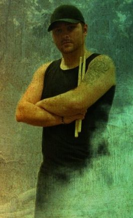 ex drums Claudio Sisto 2010-2011