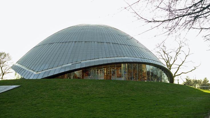Glitzernder Sternenhimmel über #MeinRuhrgebiet im Planetarium Bochum