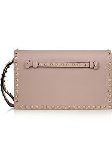 celine powder pink clutch