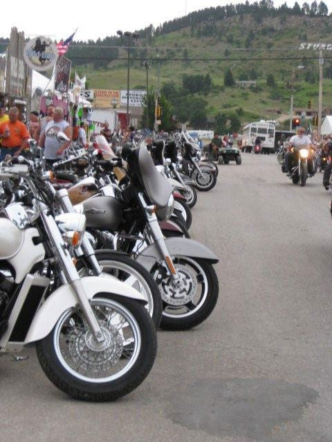 Sturgis Photos - Sturgis . . . the Ride, First Timer's Guide 2015