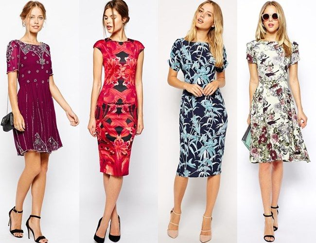 1000+ Ideas About Fall Wedding Guest Dresses On Pinterest
