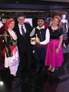 Δημόσιες Σχέσεις και Επικοινωνία: Μέσα στην Αραβική Εβδομάδα Μόδας και την πρώτη παγ...