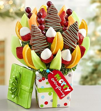 Incredible Edibles Fruit Baskets: Perfect for All Occasions Edible Fruit Arrangements Will Suit Any Occasion Edible fruit arrangements are the fresh and exciting new way to .