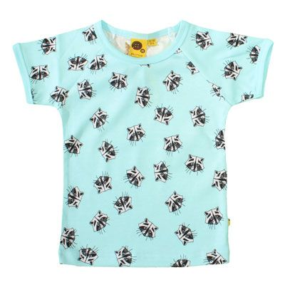 Krutter - Racoon t-shirt, SS15