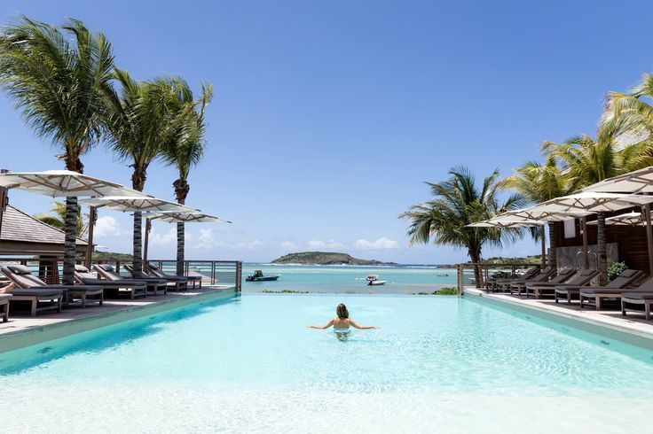 Le Barthelemy Hotel Spa Elegance Luxury In The Tropical Paradise Of St Barth Zeeba Life Honeymoon Destination Getaway Island Caribbe