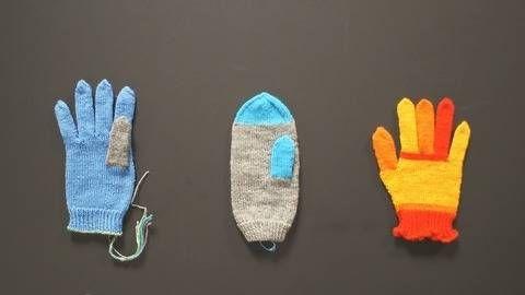 Fingerhandschuhe und Fäustlinge stricken - Makerist Kurs