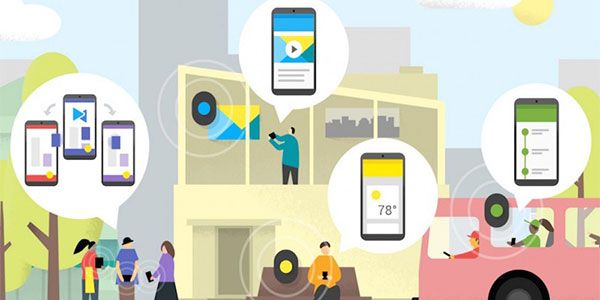 Google beacon platform