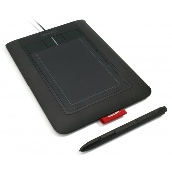 Check out this WaCom Bamboo Pen and Touch Digital Tablet! The list pricing is $99.99 BUT Deal Fisher pricing is $49.99 plus FREE SHIPPING!