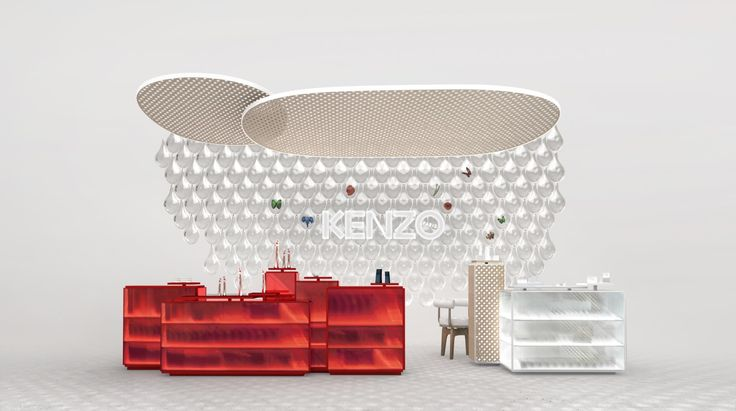 Mathieu Lehanneur | Kenzo Parfums