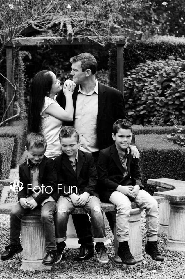 The beautiful Senior-Garciafa Family