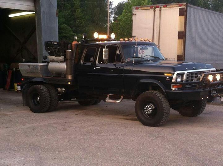 Nice for a FORD | Welding rigs | Pinterest | Beautiful ...
