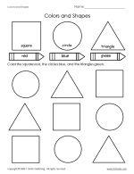 1000+ images about kids activities - shapes on Pinterest | 3d ...