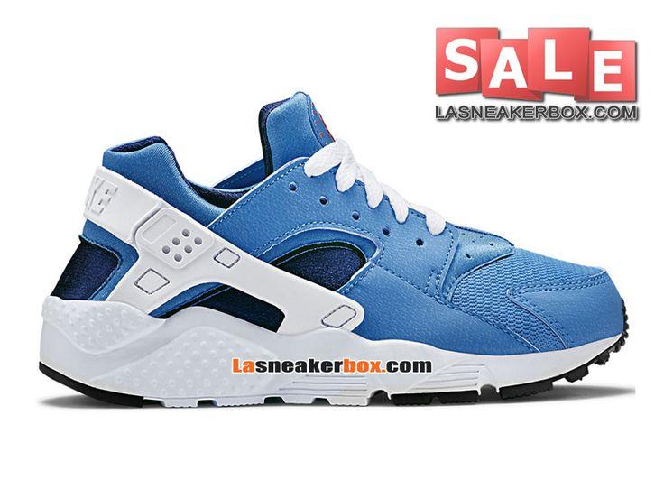Nike Huarache Run (PS) - Chaussure Nike Sportswear Pas Cher Pour Petit Garçon (Taille 28-35)-1610310201-Chaussures de Bourique Nike, Officiel NIke Site
