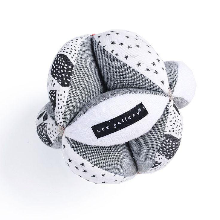 Organic Sensory Puzzle Ball