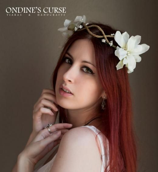 Ondine´s curse: fairy and elven tiaras