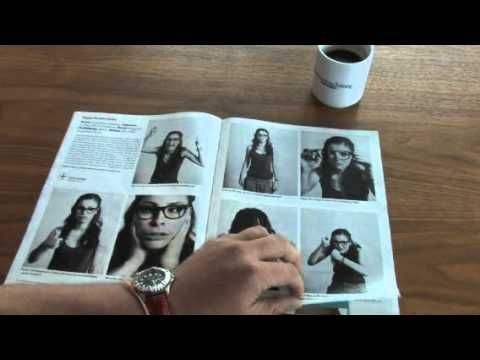 The world's first mobile Augmented Reality Special Magazine Edition