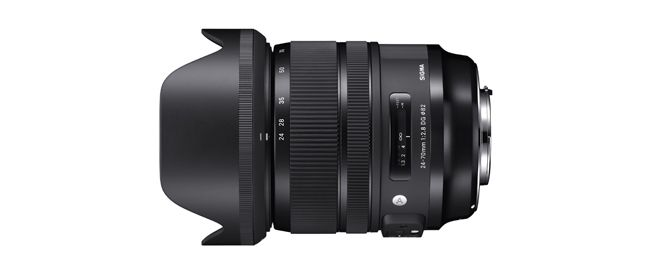 Sigma 24-70mm f/2.8 DG HSM OS Art lens pricing and availability to be announced next week | Photo Rumors
