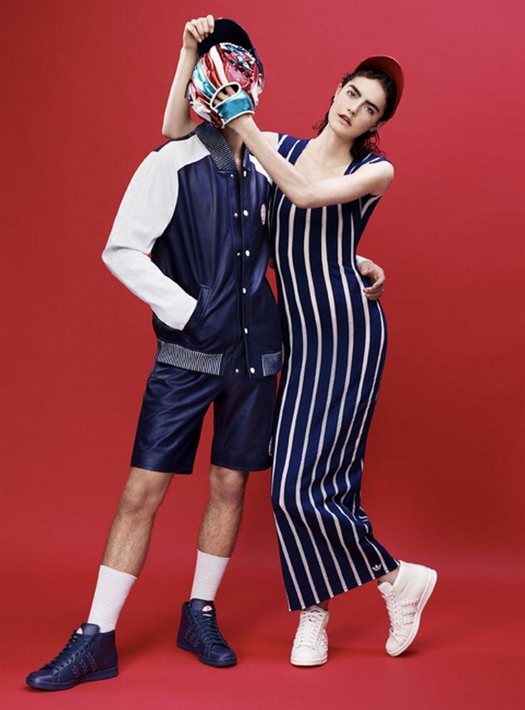 Adidas Originals ve Opening Ceremony Koleksiyonu Adidas Originals'ın Opening Ceremony'le iş birliğinden çıkan tasarım koleksiyonu yine çok konuşulacaklar listesine girdi.  Koleksiyonun ana ilham kaynağı ise beyzbol ve tekvando ... #AdidasOpeningCeremony, #Adidasürünleri, #AdidasYeniKoleksiyon http://www.stilveyasam.com/2014/02/25/adidas-originals-ve-opening-ceremony-koleksiyonu/