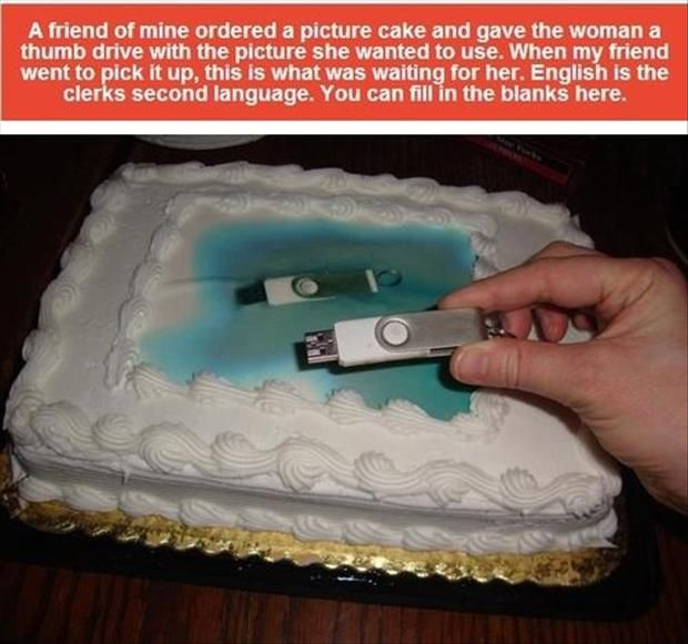 18 best Cake Fails images on Pinterest Funny stuff Cake fail