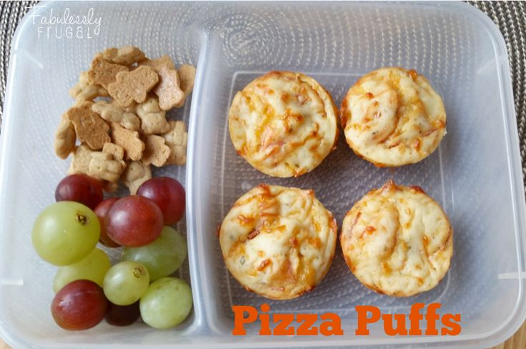 These Pizza Puffs are a kid friendly food that make great lunches! You can make one batch, freeze it and use it for a whole bunch of lunches! These Pizza Puffs make a great portable meal for the kids lunches or a fast dinner when you have an insane schedule and have to eat dinner… Read More
