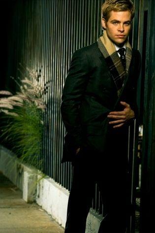 Chris Pine ;)