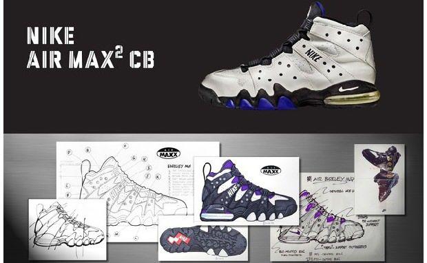 save off ea741 bfbdb 20 Years of Nike Basketball Design Air CB