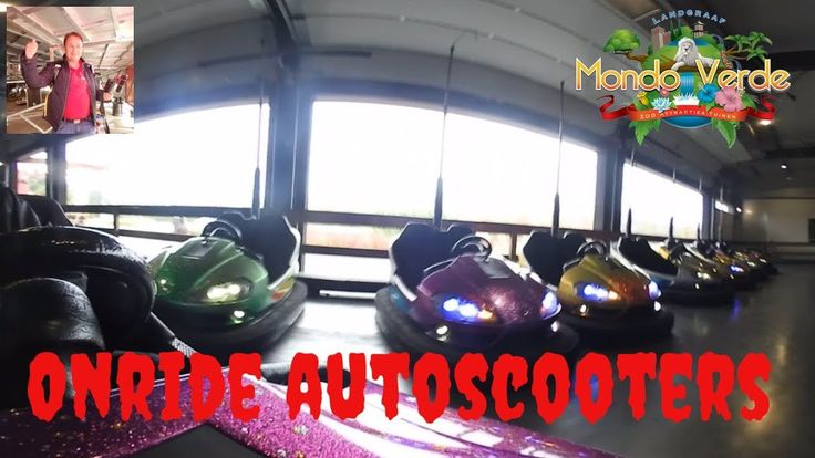 Onride Autoscooter(360VR) Mondo verde 2017