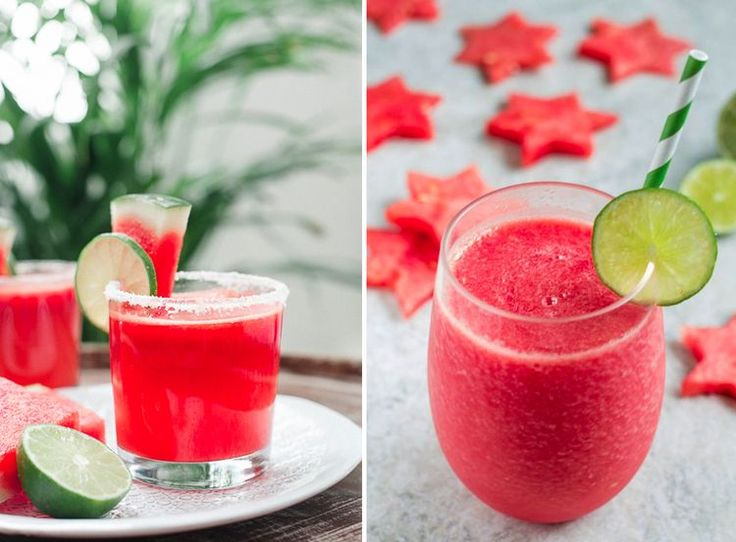 Recept på festliga, goda och läskande saker du kan göra med vattenmelon