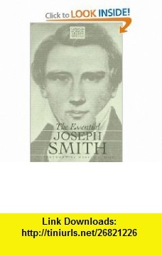 7 best ebooks torrents images on pinterest pdf apocalypse and the essential joseph smith classics in mormon thought series 9780941214711 joseph smith fandeluxe Gallery