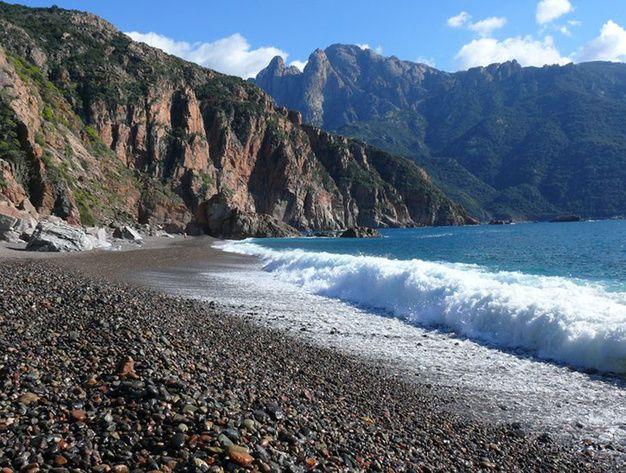 Les plus belles plages de Corse - Bussaglia