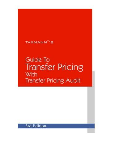 Transfer Pricing- Prices charged in sales between an organization's units