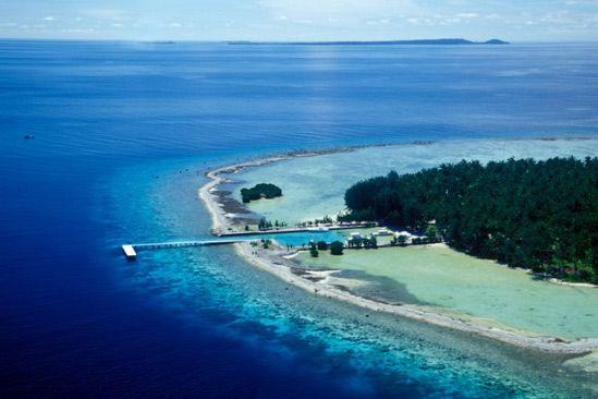 The Marine National Park Karimun Java Indonesia