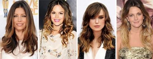 mechas-californianas-em-cabelos-longosOmbré Hair, Hair Trends