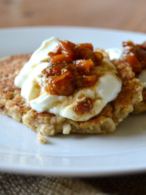 Wholesome Pancakes #cinnamon #gooseberries #wholemeal #pancakes #food #breakfast
