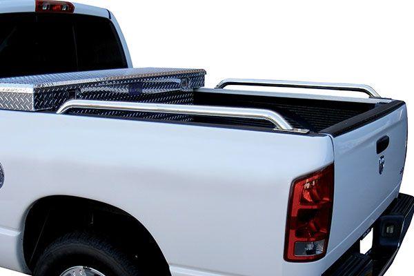 Go Rhino Universal Truck Bed Rails - FREE SHIPPING 130