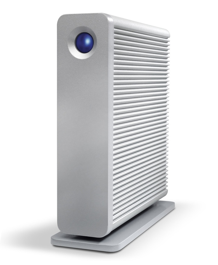 Disco Duro de 2TB Lacie D2 Quadra - Firewire  $615000     Especificaciones  Referencia : 301543U  Capacidad :  2 TB