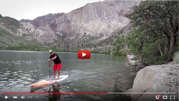 What do you do if you are one of the most recognizable standup paddlers in the world and you need to unwind? Grab your inflatable boards, catch a plane to the mountains and spend a few days seeking, finding and unwinding in one of the most beautiful places on earth…Mammoth Lakes and Mammoth Mountain in