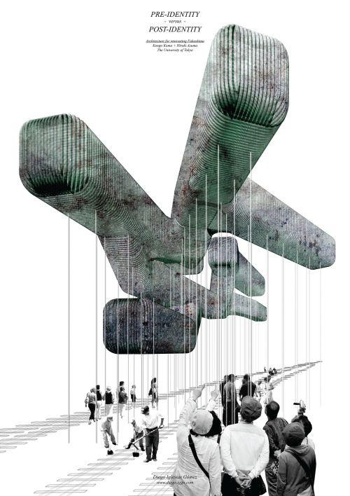 PRE-IDENTIDAD vs POST-IDENTIDAD Arquitectura para la renovación de Fukushima…