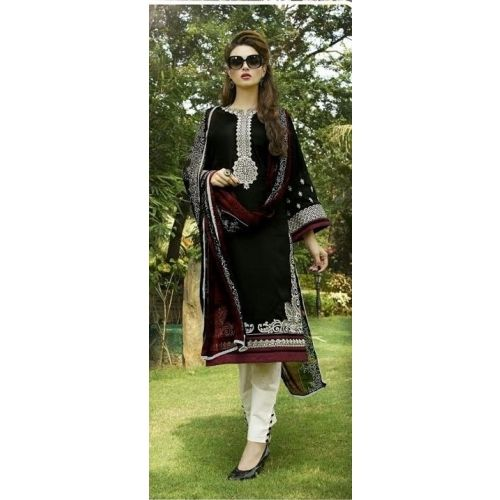 Saiveera New Arrival Latest Black Straight Salwar Suit_1597 Saiveera Fashion is a #Manufacturer Wholesaler,Trader, Popular Dealar and Retailar Of wide Range Salwar Suit, Dress Material, Saree, Lehnga Choli, Bollywood Collection Replica, and Also Multiple Purpose of Variety Such as Like #Churidar, Patiala, Anarkali, Cotton, Georgette, Net, Cotton, Pure Cotton Dress Material. For Any Other Query Call/Whatsapp - +91-8469103344.