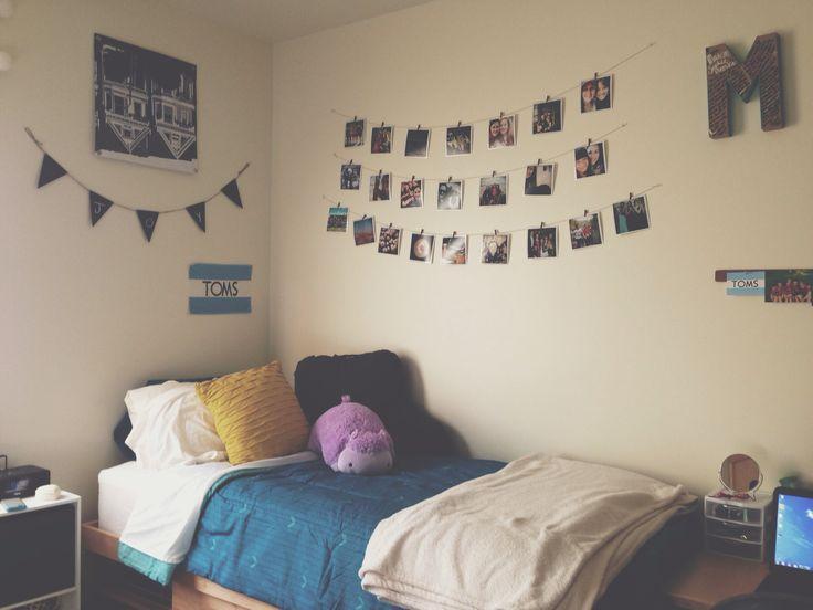 College  Room Dorm Ideas
